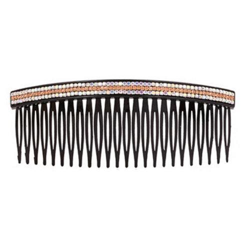 Luxury Diamond Hair Clip Hairpin Hair Barrette Hair Accessories,White&Yellow