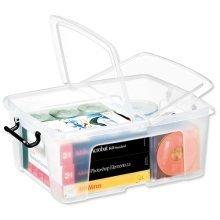 Strata 24 Litre Storemaster Plastic Smart Box