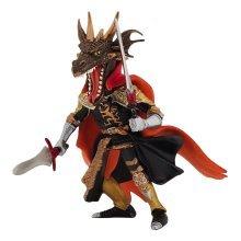 Fire Dragon Man - Papo 38972 New Figure Fantasy -  papo dragon man fire 38972 new figure fantasy