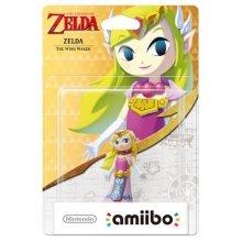 The Windwaker Zelda amiibo - The Legend of Zelda Collection
