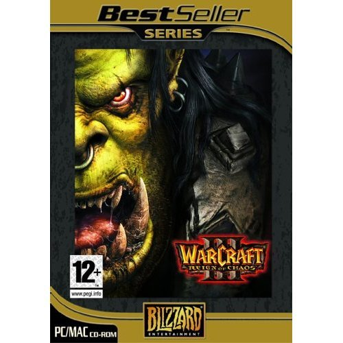 Warcraft III: Reign Of Chaos (PC/MAC CD)