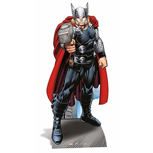 Marvel Avengers Life Size Cutout of Thor