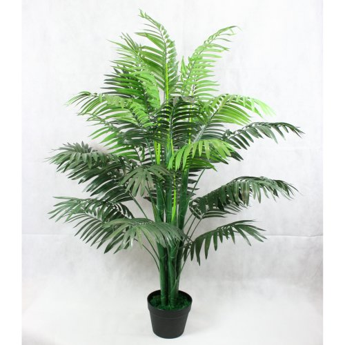 130 cm Artificial Palm Plant Exotic Decor for Home & Office