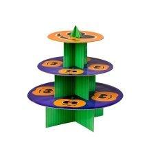 3-Tier Pumpkin Cake Stand
