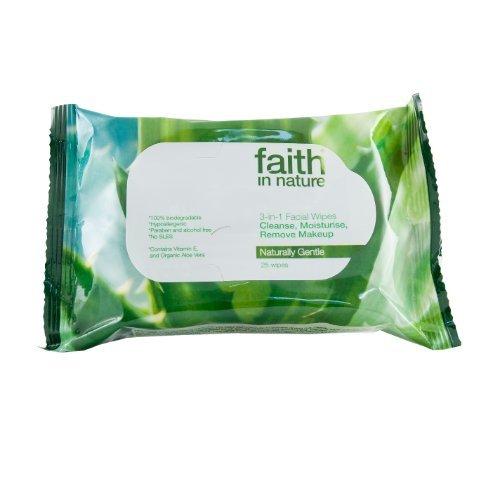Faith  Facial Wipes 25 Wipes