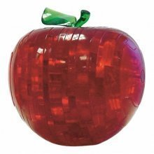 Jigsaw Puzzle - 44 Pieces - 3D - Beautiful Red Apple