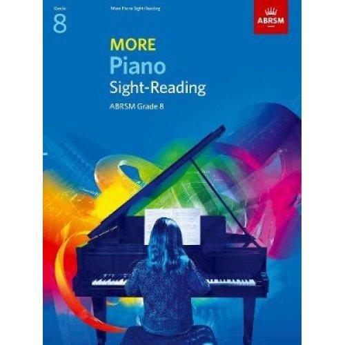 More Piano Sight-Reading, Grade 8