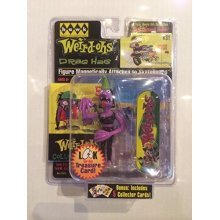 Weird-Ohs Carded Figure With 5 Collecter Cards #31 Drag Hag