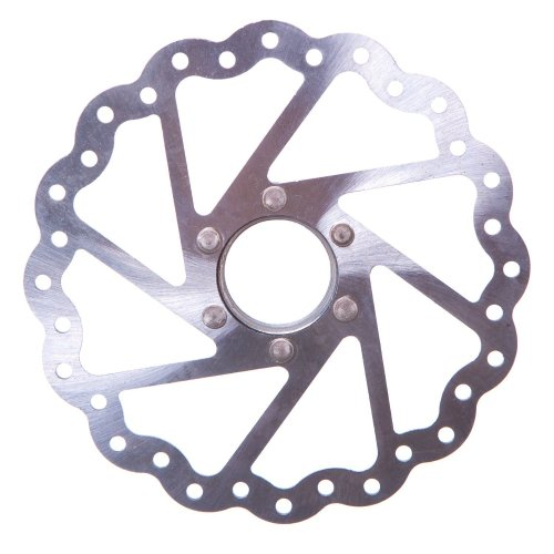 MOUNTAIN Bike Bicycle DISC BRAKE ROTOR 160mm (Screw on threaded adapter) New