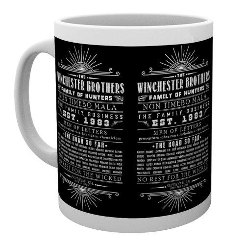 Supernatural Family Business Mug