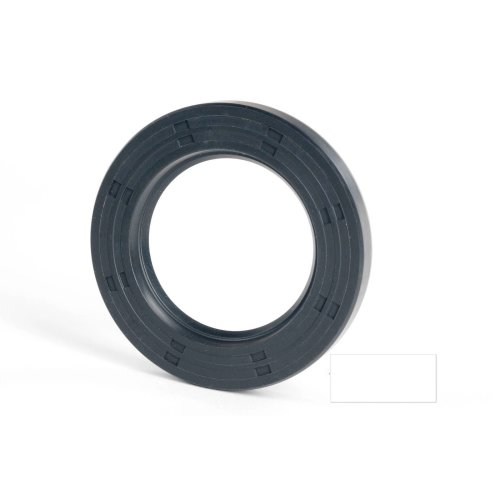 5x15x7mm Oil Seal Nitrile Single Lip With Spring