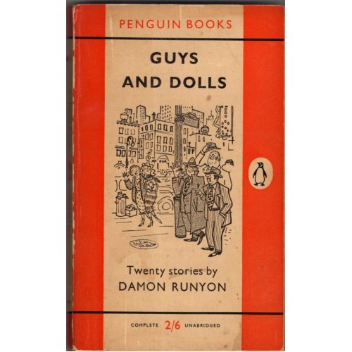 Guys and dolls: Twenty stories , Damon Runyon