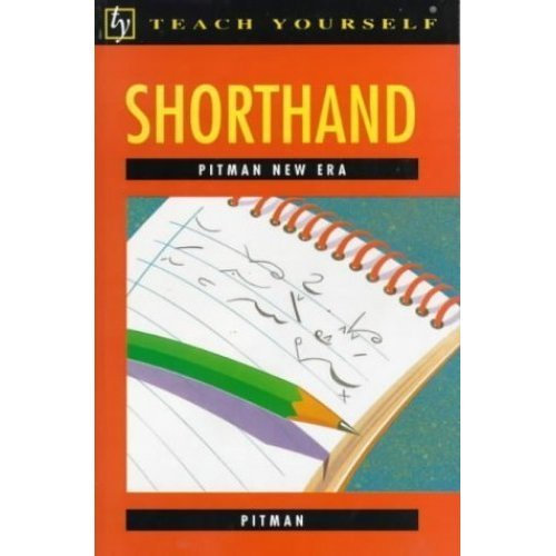 Pitman New Era Shorthand: Workbook 1 and 2