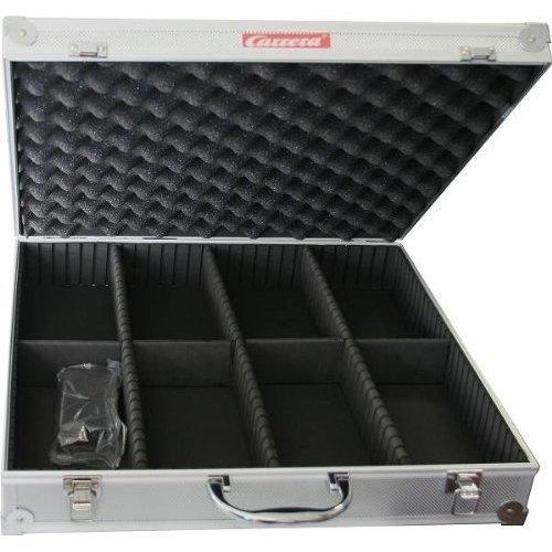 Suitcase for car items scale 1:24, aluminium-132/124 Accessory-Carrera CA70461