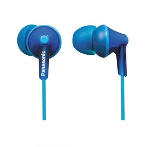 Panasonic RPHJE125 Ergofit In-Ear Headphones Earphones RP-HJE125E
