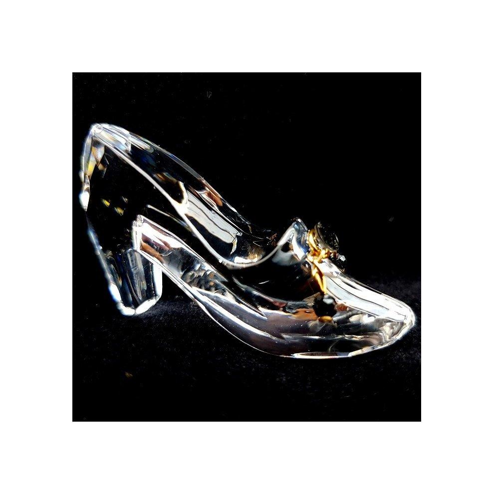 Glass Shoe Ornament Prices