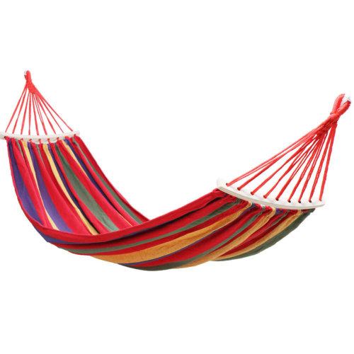 Double People Rollover Prevention Hammock Outdoor Leisure Hammocks 150*190 CM