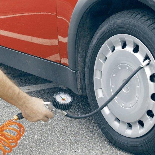 Einhell Tyre Inflator Pressure Gauge