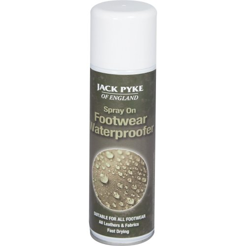 Jack-Pyke- Footwear Waterproofing Spray For Boots and Shoes