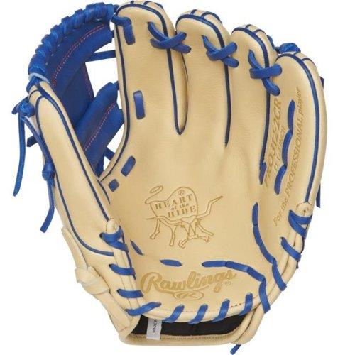 Rawlings 1112123 11.25 in. Heart of the Hide Infield Baseball Glove RH