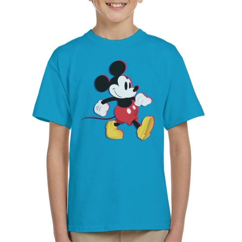 Disney Mickey Mouse March Kid's T-Shirt