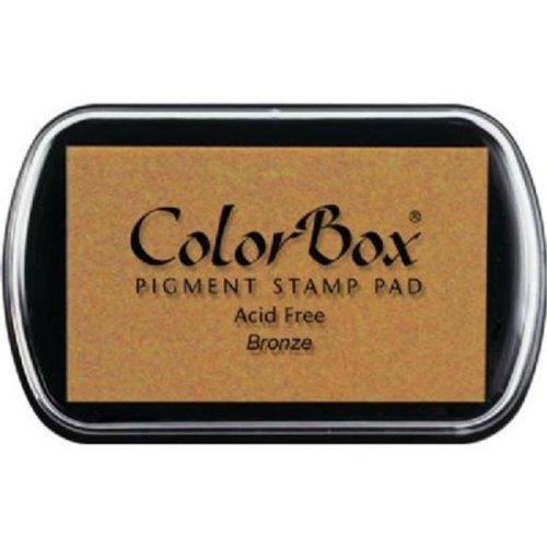 ColorBox CS19094 Full Size Ink Pad Bronze