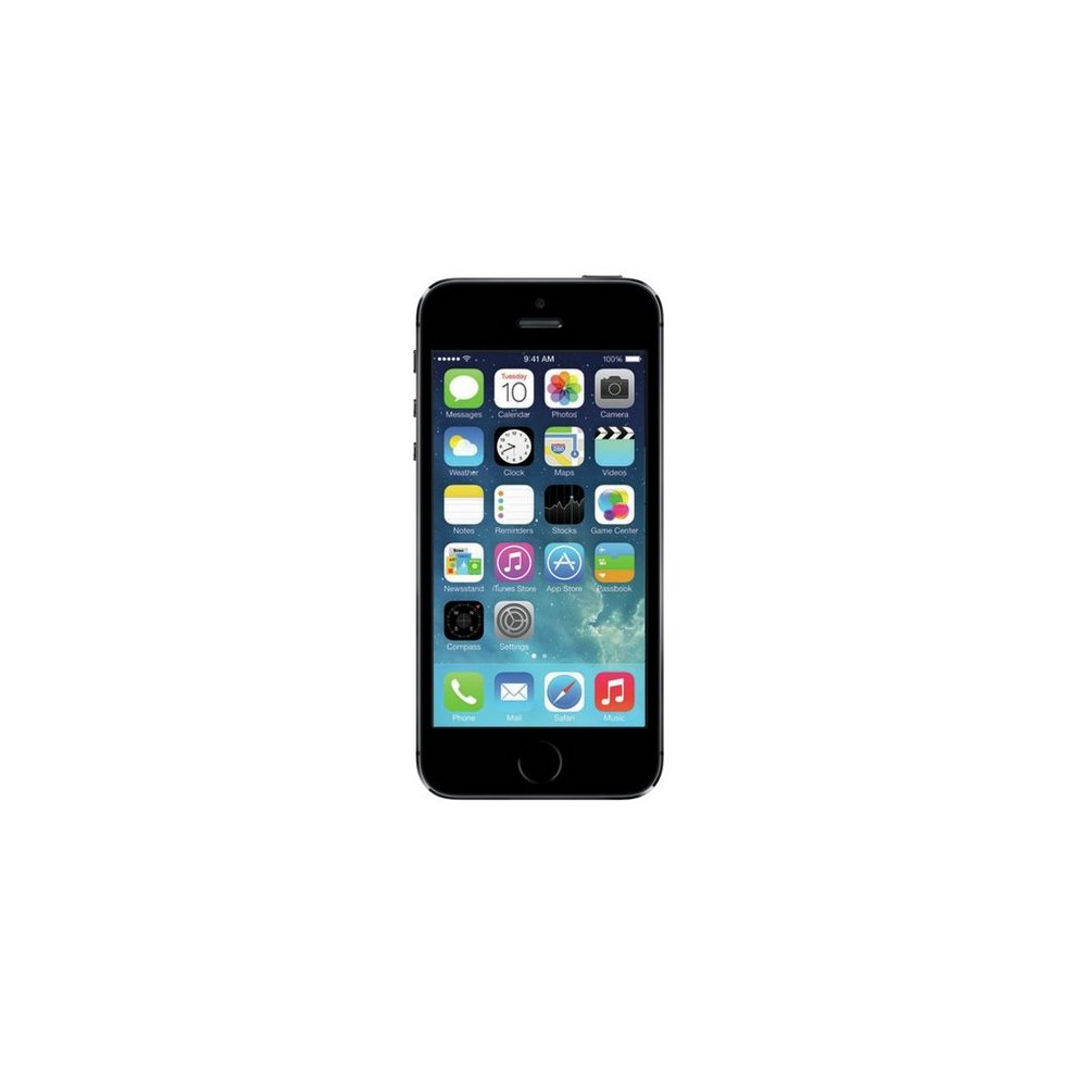 EE, 64GB Apple iPhone 5s - Space Grey