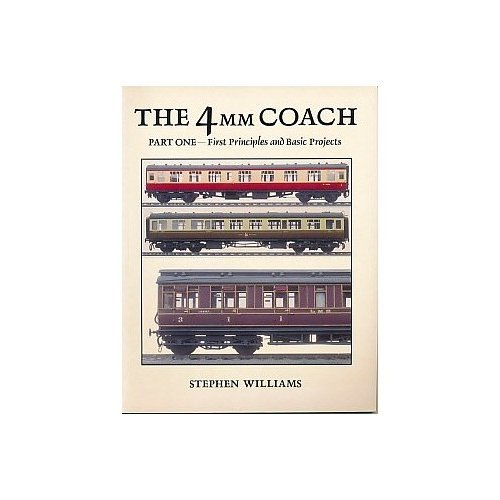 The 4mm Coach: First Principles and Basic Projects Pt. 1