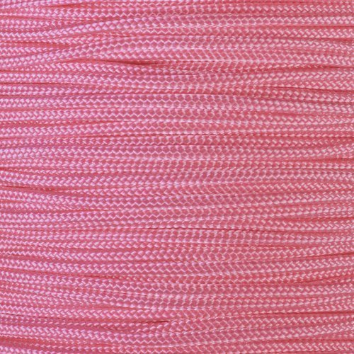 Paracord Planet 100 550Lb Type Iii Rose Pink Paracord