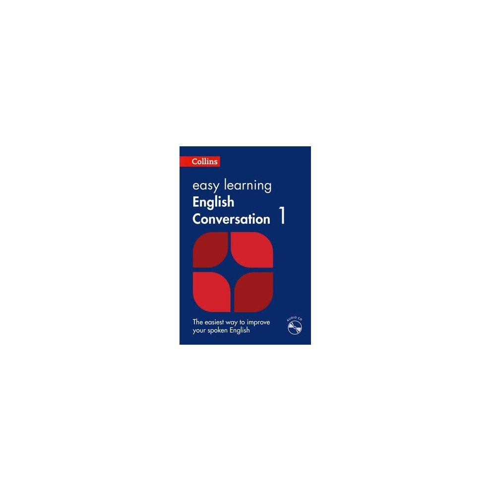 Collins Easy Learning English: Easy Learning English Conversation Book 1