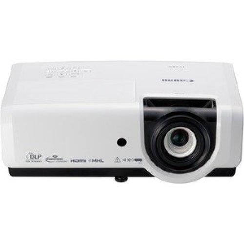 Canon Lv-X420 Dlp Projector 4:3 White 1024 X 768 Rear Front 720P 2500 Hour 1906C005