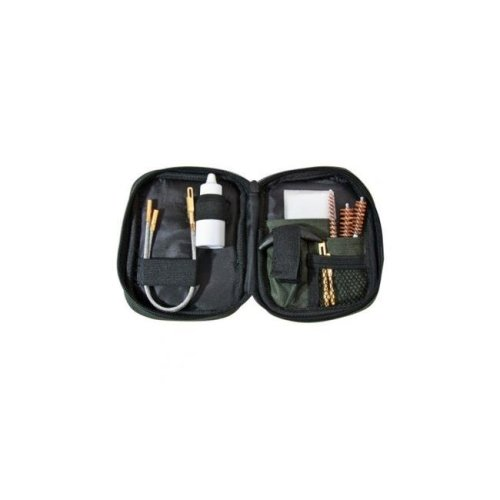 Barska Optics AW11964 Pistol Cleaning Kit, with Flexible Rod and Pouch