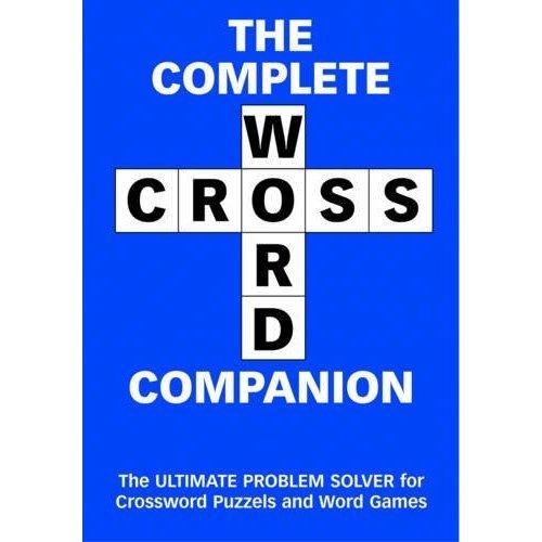 Complete Crossword Companion