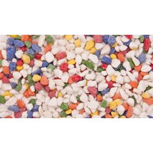 Aqua Gravel Rainbow 2kg (Pack of 5)
