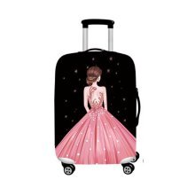 Fashion Elastic Luggage Cover Suits for 18-20 Inch Luggage Traveler's Favorite#1