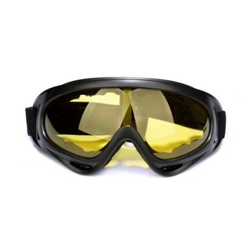 Pro Riding Goggles/Ski Goggles/Sand Prevention Goggles/dustproof Goggle, Yellow