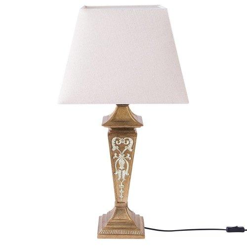 Table Lamp Beige BADDANA