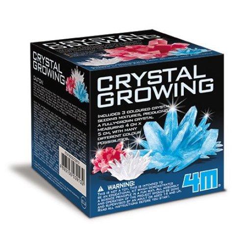 Crystal Growing Kit - 4M Children's Creative Science Set