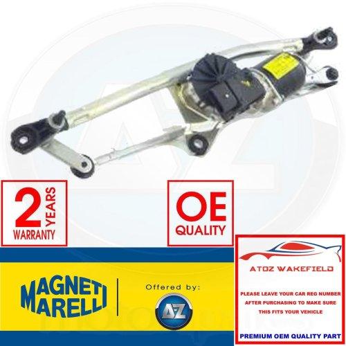 For Fiat Fiorino Qubo Citroen Nemo Peugeot Bipper Front wiper motor Linkage Kit
