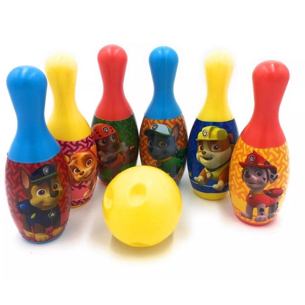 Paw Patrol Mini Bowling Set