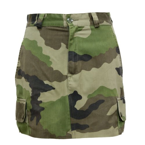 Army Vintage Issued F2 French Ladies Skirt