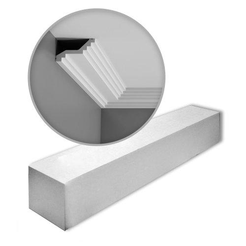 Orac Decor C400 LUXXUS 1 Box 18 pieces Cornices Mouldings   36 m