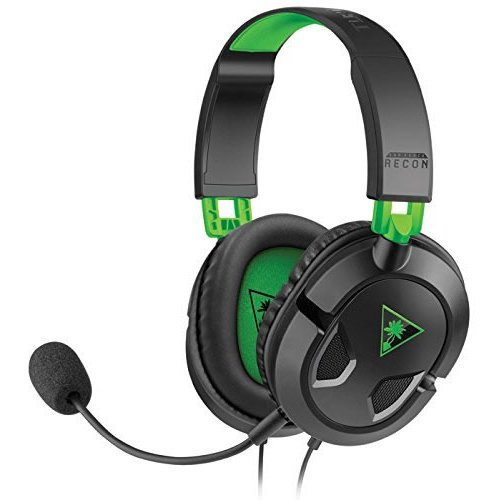 Turtle Beach Ear Force Recon 50X Gaming Headset Xbox One/PS4/Mac/PC DVD