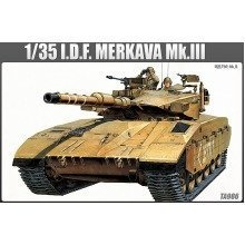 Aca13267 - Academy 1:35 - Merkava Iii Israeli Defence Force