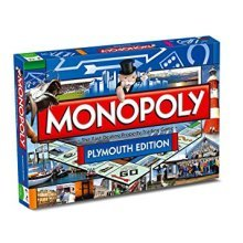 Plymouth Monopoly Family Board Game Brand New Sealed