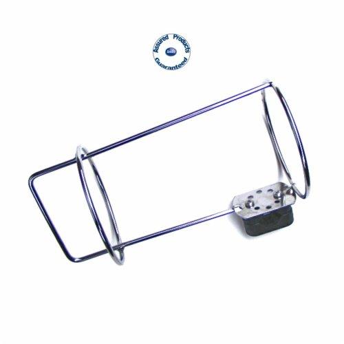 Stainless Steel Basket for Throw Line Sling Bag: Fits sku 160011