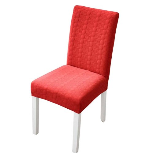 Knit Stretch Dining Room Chair Slipcover - The Chair is not Included - 04