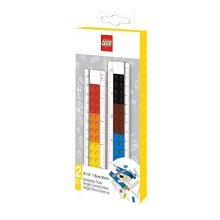 Lego Buildable Ruler -