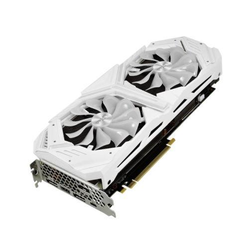 it Rtx2080 Super White Gamerock 8Gb Ddr6 Hdmi 3 Dp Usb-C 1830Mhz Clock N NE6208ST20P2-1040W