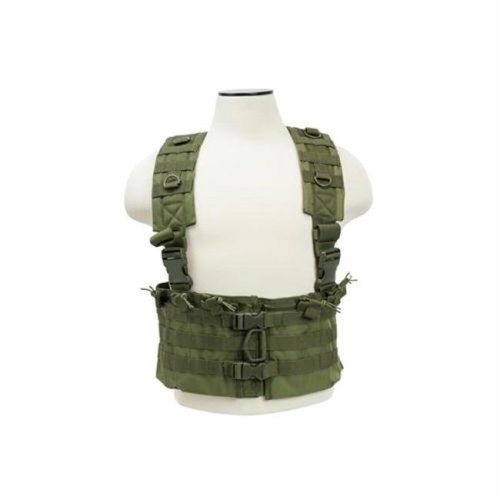 NcStar CVARCR2922G Ar Chest Rig-Green